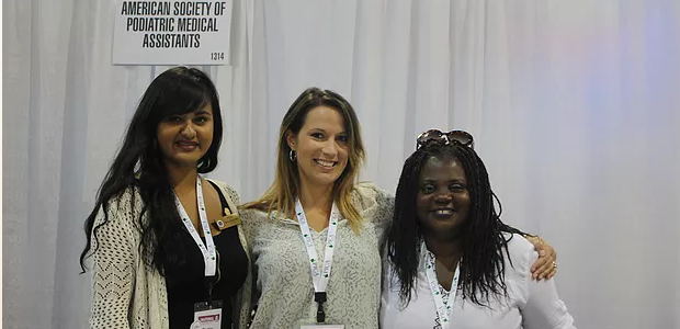 Destiny, Nicole & Kesha at APMA National 2016